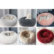 Qingdao Sihaihuifeng Trade LTD t/a YelloGoods £14.99 instead of £39.98 for a 50cm pet bed, £16.99 for a 60cm pet bed, £19.99 for a 70cm pet bed in a choice of white, grey, dark grey, pink, beige and red - save up to 63%