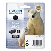 Epson T2621 XL Preto XP-600/XP-605/XP-700/XP-800