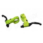 Trinity BL-428 BMX kerékpár alu fékkar fekete-zöld