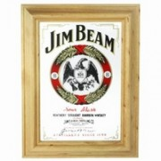 Zrkadlo Jim Beam