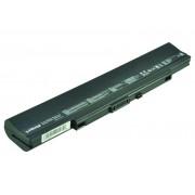 Asus Batterie ordinateur portable A31-U53 pour (entre autres) Asus U53 (6 Cell Version) - 5200mAh