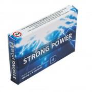 Strong Power - étrendkiegészítő kapszula férfiaknak (4db)