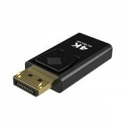 Mini adaptor convertor DisplayPort tata la HDMI mama semnal 4K x 2K 30Hz