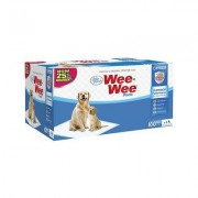 """Wee-Wee Pet Training and Puppy Pads, 22"""""""" x 23"""""""", 100 count"""