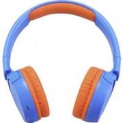 JBL Bluetooth® dětské sluchátka On Ear JBL JR-300 BT JBLJR300BTUNO, modrá
