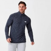 Myprotein T-Shirt Performance Manches Longues - L - Navy Marl