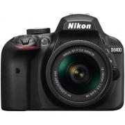 Nikon D3400 + AF-P DX 18-55 VR KIT Цифров фотоапарат 24.2 Mp