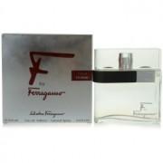 Salvatore Ferragamo F by Ferragamo Pour Homme Eau de Toilette para homens 50 ml