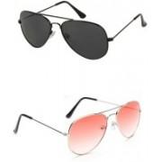 Bazarify Wayfarer Sunglasses(Multicolor)