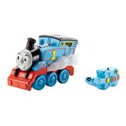 Fisher-Price Thomas the Train Steam Rattle Roll Thomas