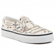 Гуменки VANS - Classic Slip-On VN0A4BUTV3C1 (Harry Potter) Mrdsmpclswt