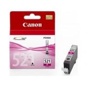 Canon Cartucho de tinta Original CANON CLI521M Magenta para PIXMA iP3600, iP4700, MP540, MP550, MP560, MP620, MP630, MP640, MP980, MP990, MX860, MX870