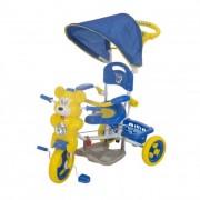 Macis fedeles tricikli, kék-sárga