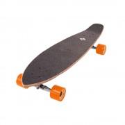 Longboard Street Surfing Kicktail-Damaged 36''