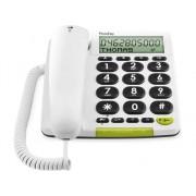 Doro Teléfono Fijo DORO Phone Easy 312cs blanco