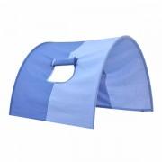 Tunel za krevet Svetlo Plava/Tamno Plava
