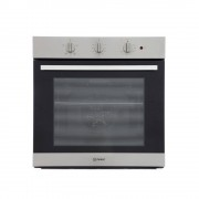 Indesit IFW6330IX Single Built In Electric Oven - Stainless Steel