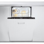 Masina de spalat vase incorporabila Candy CDI 2L1047, 10 seturi, 6 programe, Cosuri reglabile, Clasa A++, 45 cm