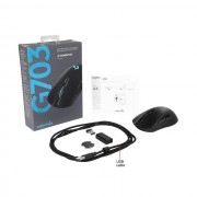 Mouse, LOGITECH G703, Wireless, Gaming