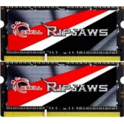 Kit Memorie Laptop G.Skill Ripjaws 16GB DDR3L 1600MHz 2x8GB CL9 Dual Channel