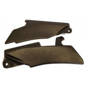 BMW R1200RT (05-13) Frame Infill Panels: Black 240020B