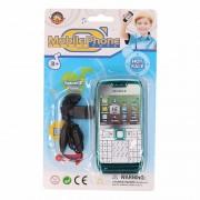 Geen Speelgoed smartphone blauw