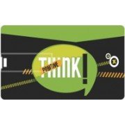 Printland Credit card Think Tank 8 GB Pen Drive(Multicolor)