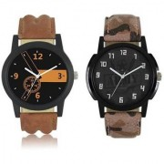 New Lorem With Army Browen Leatherbelt Best Designing Stylisy Analog Professional Watch For Men boys