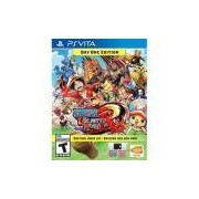 One Piece: Unlimited World Red - Ps Vita