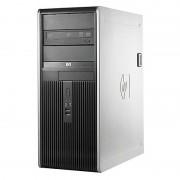 Calculator HP 7900 MT, Core 2 Quad Q9400 2.66GHz, 4GB DDR2, 500GB, DVD-RW