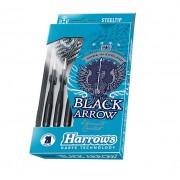 Harrows Black Arrows fém hegyes darts készlet STEELTIP