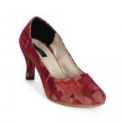 Funku Fashion Women's Pink Heels