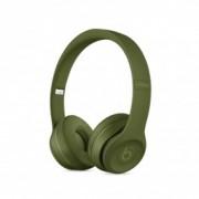 Beats - Solo3 Wireless On-Ear Headphones - Matte Silver
