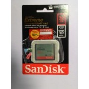 SanDisk Extreme 32 GB Compact Flash Class 10 120 MB/S Memory Card