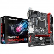 MB Gigabyte B460M GAMING HD, LGA 1200, micro ATX, 2x DDR4, Intel B460, 36mj