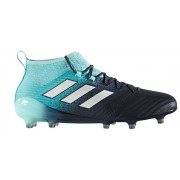 Adidas Scarpe Calcio Ace 17.1 FG Ocean Storm Pack, Taglia: 45 1/3, Per adulto Uomo, Azzurro, BY2458, IN SALDO!