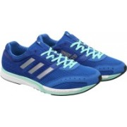 ADIDAS ADIZERO TAKUMI REN WIDE Running Shoes For Men(Blue)