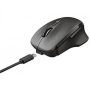 Trust Rato Themo (Wireless - Regular - 1600dpi - Preto)