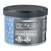 Munitie Aer Comprimat Umarex Cutie Bile Airsoft Powerballs Cauciuc Cal.43 1.3g 430buc