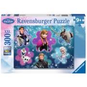 Puzzle Frozen Regina Ghetii, 300 Piese Ravensburger