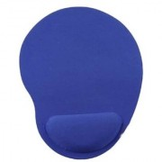 New Wrist Comfort Mouse Pad With Gel For PC/Notebook/Laptop (Dark Blue)