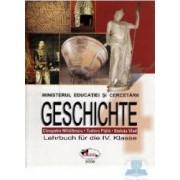 Manual istorie Clasa 4 lb. Germana - Tudora Pitila Cleopatra Mihailescu