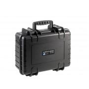 B&W hardcase Typ 4000 svart