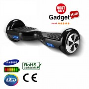 """6.5"""" Carbon Black Classic Segway Hoverboard"""