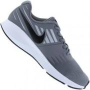 Nike Tênis Nike Star Runner - Infantil - CINZA ESCURO/PRETO