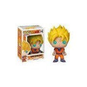 Boneco Dragon Ball Z Goku Super Saiyajin Funko Pop 14