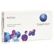 Biofinity contactlenzen Biofinity CooperVision (6 lenzen)