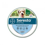 Seresto Collar For Small Dogs (Upto 18 Lbs) 15 Inch (38 Cm) 1 Piece