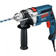 Maşină de găurit cu percuţie Bosch Professional GSB 16 RE, 750 W, 2800 rpm, Albastru, 060114E500