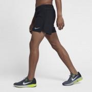 Short de running doublé Nike Challenger 12,5 cm pour Homme - Noir